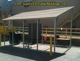 A Frame Awning Superiors Buildings Metal Awning 2