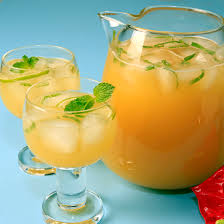 pineapple upside down cake cocktail beverage recipes dole