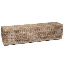 furniture new entrancing model of rattan bench for gorgeous home