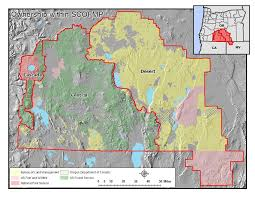 Fire Map Oregon by South Central Oregon Fire Management Partnership