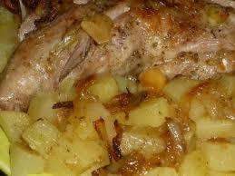cuisine cuisse de dinde cuisse de dinde au four et pommes de terre vapeur recette de cuisse
