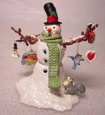 hallmark keepsake ornament club 2010 branching out in style snowman