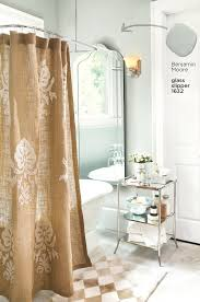 bathroom decorating ideas benjamin moore burlap and glass