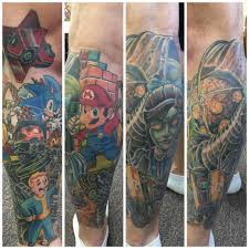 video game sleeve done for now michael debo delaney blackwater