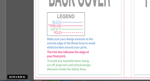 indesign book cover template indesign basics create a book