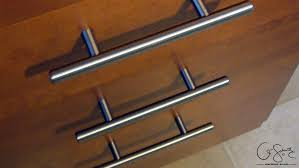 How To Install Kitchen Cabinets Diy Mount Kitchen Handles Madness U0026 Method