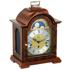 Hermle Grandfather Clock Hermle Debden Mechanical Mantel Clock Walnut Westminster Chime