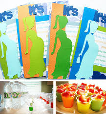 baby shower colors colorful it s a boy baby shower hostess with the mostess