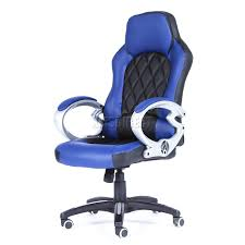 Blue Leather Executive Office Chair 28 Blue Leather Executive Office Chair Leather Executive