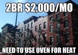 Memes Nyc - overpriced new york apartment memes quickmeme