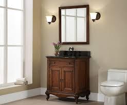 Vintage Bathroom Vanity Lights Manor 30 Inch Vintage Single Sink Bathroom Vanity