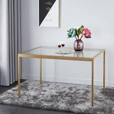 Tempered Glass Dining Table Glass Dining Tables