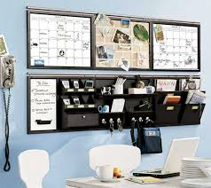 inspiring home office organization ideas to make it look neat like