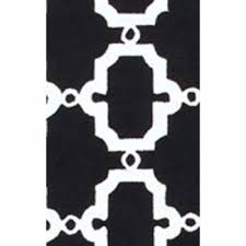 5x8 Outdoor Rug Hyperion Black White 5x8 Sku Rugm 25242d Machine Made