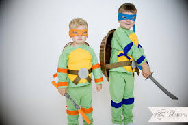 Ninja Halloween Costume Kids Teenage Mutant Ninja Turtle Costumes Tmnt Scrap Shoppe