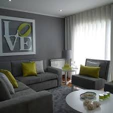 Gray Sofa Living Room Ideas 15 Lovely Grey And Green Living Rooms Living Room Grey Grey