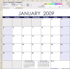 excel calendar template for 2017 and beyond