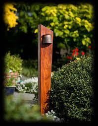 temple garden outdoor lighting pacific series wood u2014 pacific edge