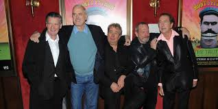 monty python star and director terry jones is diagnosed with dementia