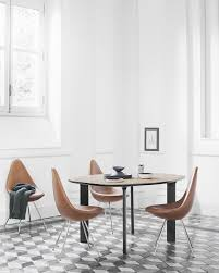 Chris Madden Dining Room Furniture Analog Table U0026 Drop Chairs Fritz Hansen At Http Www