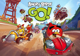 angry birds mario kart inspired version angry birds
