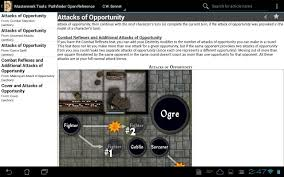 pathfinder open reference android apps on google play