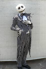 jack skellington costume severely right brained