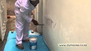 Paint Peeling Off Interior Walls Peeling Paint On Plaster Youtube