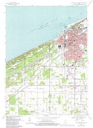 Quad Cities Map Porter County Indiana Genweb Usgs Topographical Maps