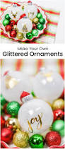 Diy Christmas Ornaments 45 Personalized Diy Christmas Ornament Ideas For Creative Juice