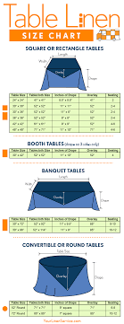 tablecloth for rectangle table table linen size chart square rectangle circle and banquet