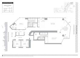 Parc Imperial Floor Plan by Paramount Bay One Miami Homes