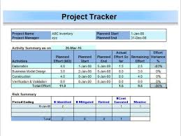 simple project management plan template excel template project