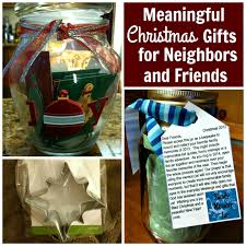 meaningful christmas gifts for friends neighbors and teachers