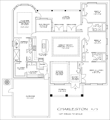 4 Bedroom Floor Plans For A House Master Bedroom Connected To Laundry Floorplans Home Floor Plans