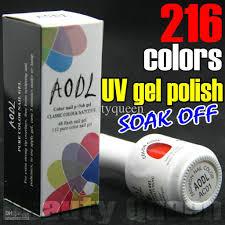 aodl can be choose soak off soak off nail art uv led gel polish