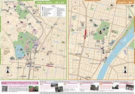 Narita Airport Map Final Edition Of Tokyo Map For Muslims In 2017 Is Published