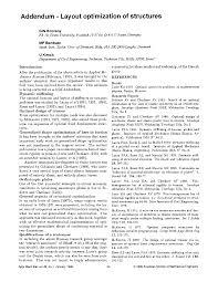 Resume Addendum Addendum U201clayout Optimization Of Structures U201d Applied Mechanics