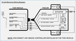 electric trailer brakes wiring diagram crayonbox co