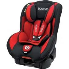 sparco convertible car seat