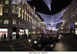 regents street christmas lights stock photos u0026 regents street
