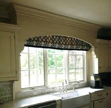 window treatments for kitchens incredible kitchen window roman shade decorating with window kitchen