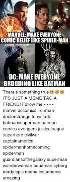 Make A Spiderman Meme - marvel make everyone comic relief like spider man ojusticelleague