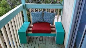 cinder block bench with back ideas