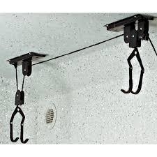eufab deckenlift für fahrräder ceiling mount bike lift from com