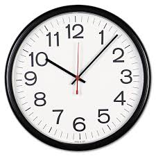ivation clock big wall clocks