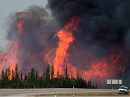 Saskatchewan Wildfire Evacuations by The Beast Is Alive How The Fire That Tried To Destroy Fort