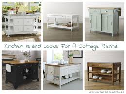 6 kitchen island 6 kitchen island looks for a cottage rental heels in the field