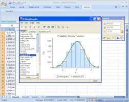how to use distributions in excel worksheets