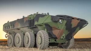 amphibious truck amphibious combat vehicle 1 1 bae systems united states